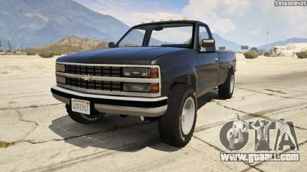 1994 Chevrolet Silverado for GTA 5