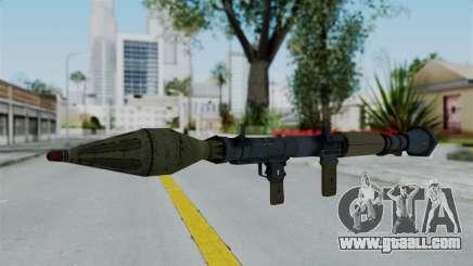 GTA 5 RPG for GTA San Andreas