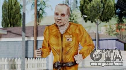 CS 1.6 Hostage A for GTA San Andreas