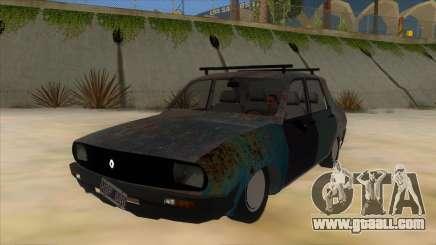 Dacia 1310 Rusty v2 for GTA San Andreas