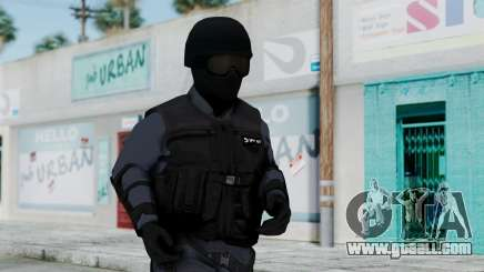 S.W.A.T v2 for GTA San Andreas