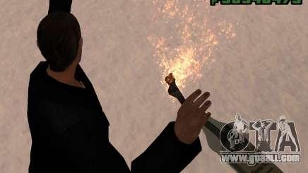 A Molotov Cocktail for GTA San Andreas
