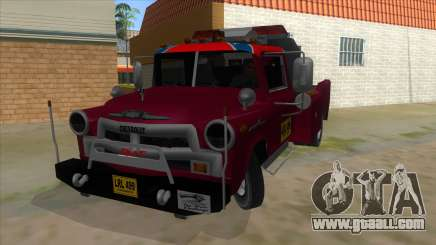 Chevrolet Towtruck 1954 for GTA San Andreas