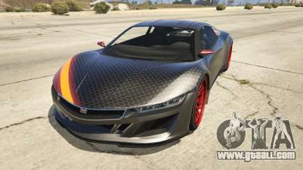 Jester Carbon Line for GTA 5