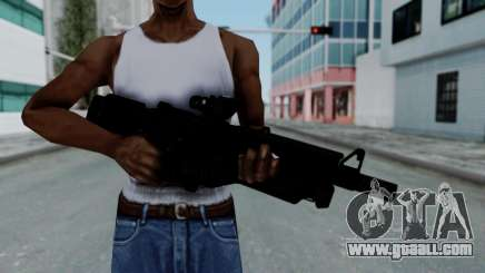Kusanagi ACR-10 Assault Rifle for GTA San Andreas