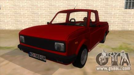 Zastava Poly 1.1 for GTA San Andreas