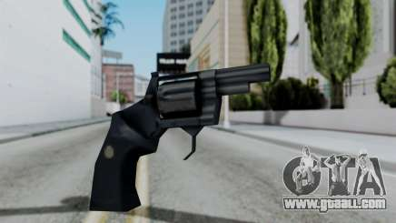 Vice City Beta Shorter Colt Python for GTA San Andreas