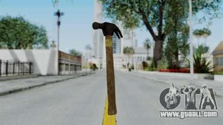 GTA 5 Hammer for GTA San Andreas