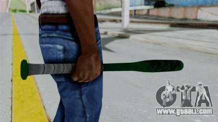 GTA 5 Baseball Bat 1 for GTA San Andreas