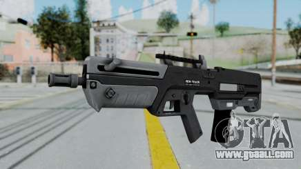 GTA 5 Advanced Rifle - Misterix 4 Weapons for GTA San Andreas