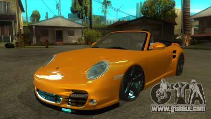 Porsche 911 for GTA San Andreas