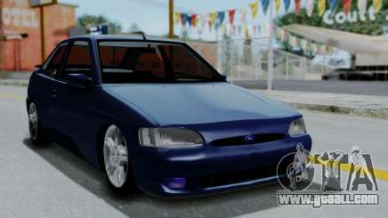Ford Escort for GTA San Andreas