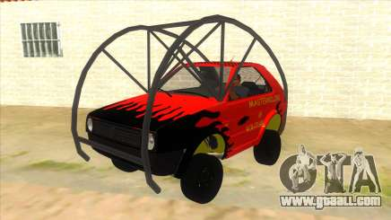 Volkswagen Golf MK2 RollGolf for GTA San Andreas