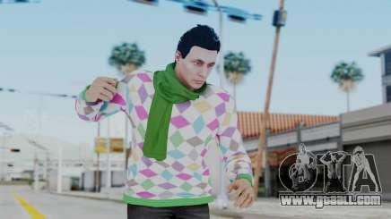GTA Online Skin (DaniRep) for GTA San Andreas