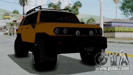 GTA 5 Karin Beejay XL Offroad for GTA San Andreas