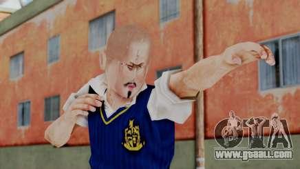 Bully Insanity Edition - Jimmy for GTA San Andreas