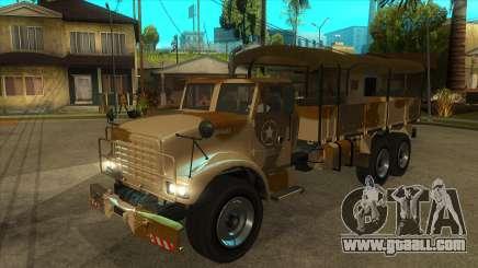 GTA V HVY Barracks OL for GTA San Andreas