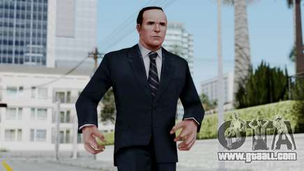 Marvel Future Fight Agent Coulson v2 for GTA San Andreas