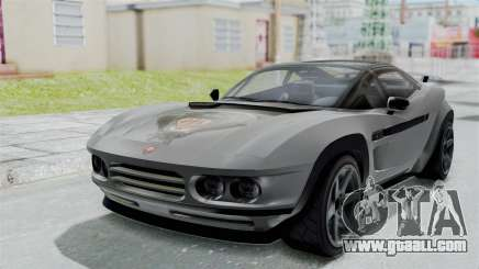 GTA 5 Coil Brawler Coupe IVF for GTA San Andreas