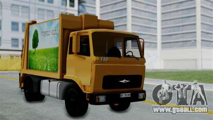 FAP Đubretarski Truck for GTA San Andreas