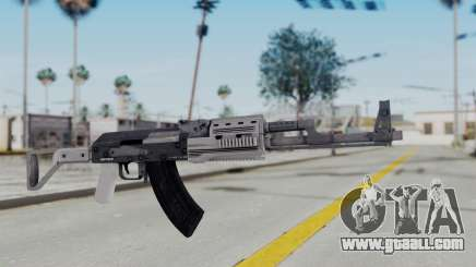 GTA 5 Assault Rifle - Misterix 4 Weapons for GTA San Andreas