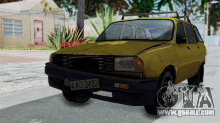 Dacia 1325 Liberta Rusty for GTA San Andreas