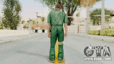 Manhunt 2 - Danny Prison Outfit for GTA San Andreas third screenshot