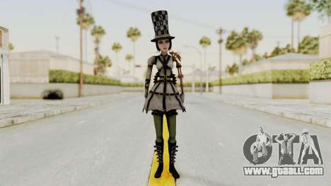Alice LBL Hattress Returns for GTA San Andreas second screenshot
