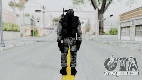 Hodeed SAS 7 for GTA San Andreas third screenshot