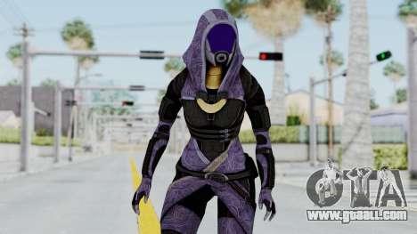 Mass Effect 3 Tali Zorah Vas Normandy for GTA San Andreas