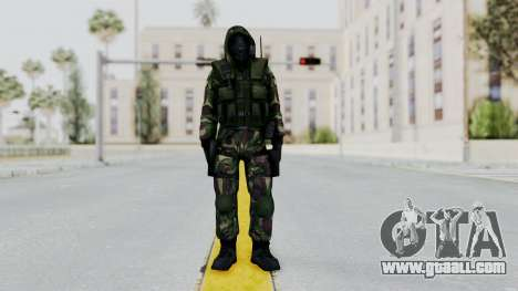 Hodeed SAS 4 for GTA San Andreas second screenshot