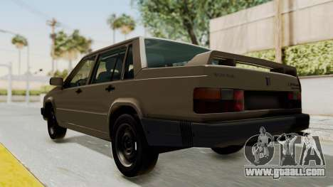 Volvo 740 for GTA San Andreas back left view