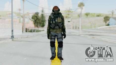 CoD AW KVA Assault for GTA San Andreas second screenshot