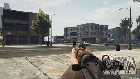 GTA 5 Bioshock Infinite - Carbine Rifle fourth screenshot