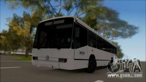 Mercedes-Benz O345 for GTA San Andreas left view