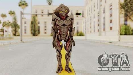Mass Effect 3 Collector Awakened Adept MP for GTA San Andreas second screenshot