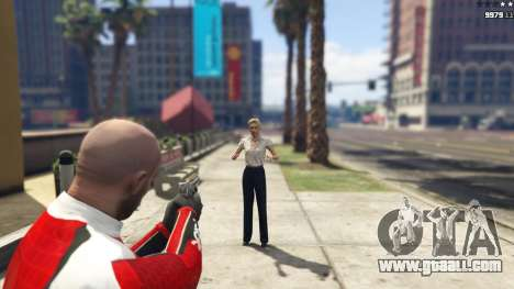 GTA 5 Low Life Crime 1.1b third screenshot