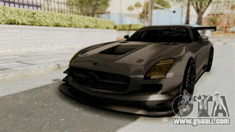 Mercedes-Benz SLS AMG GT3 PJ4 for GTA San Andreas