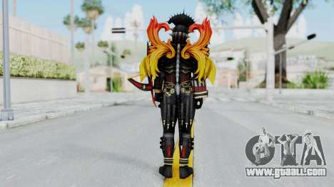 Sagitarius Zodiarts for GTA San Andreas third screenshot
