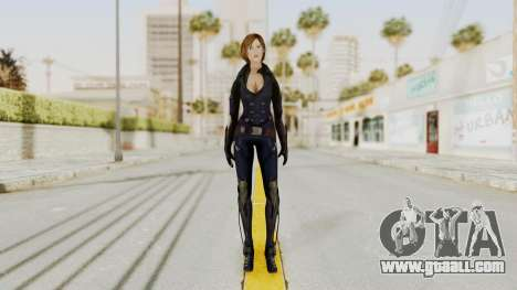 Ana from Metro Conflict for GTA San Andreas second screenshot