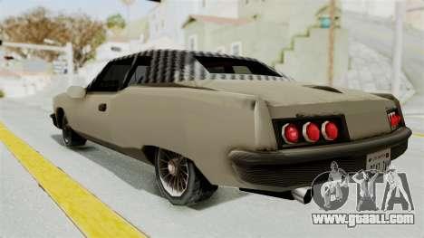 Lobo Custom for GTA San Andreas left view