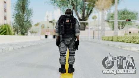 Battery Online Soldier 4 v1 for GTA San Andreas third screenshot
