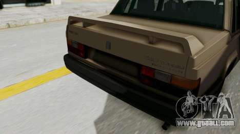 Volvo 740 for GTA San Andreas side view