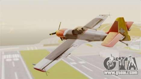 Zlin Z-50 LS v5 for GTA San Andreas left view