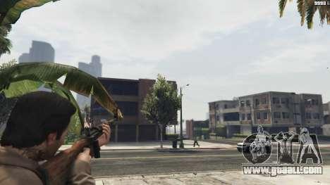 GTA 5 Bioshock Infinite - Carbine Rifle second screenshot