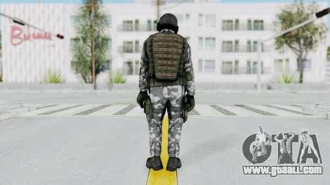 Black Mesa - HECU Marine v2 for GTA San Andreas third screenshot