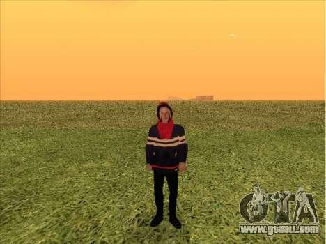 PHARAON for GTA San Andreas second screenshot