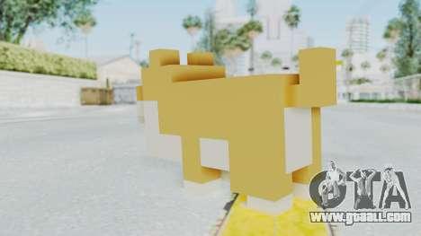 Crossy Road - Doge for GTA San Andreas third screenshot