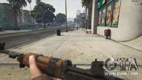 GTA 5 Bioshock Infinite - Carbine Rifle sixth screenshot