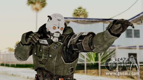 F.E.A.R. 2 - Replica Heavy Soldier for GTA San Andreas